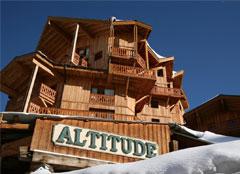 Val Thorens - Altitude
