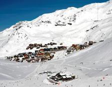 Val Thorens Skigebiet