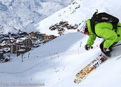 Freestyle auf der Ski- und Boarderweek