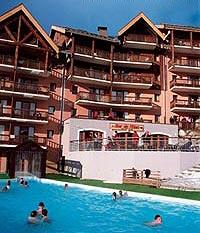 Le Thabor Außenschwimmbecken