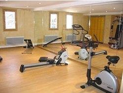 Appartements in Frankreich mit Fitness, Sauna und Schwimmbad - Wellness im Skiurlaub
