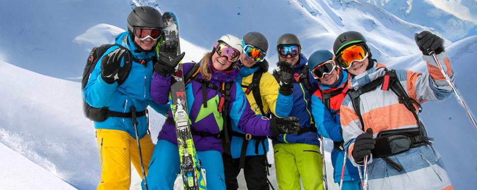 Gruppenreisen - Skiurlaub