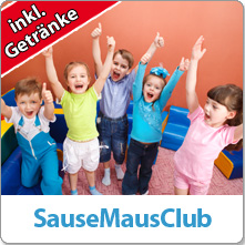 SauseMausClub - Getränke inklusive