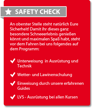 Safety Check - Freeride