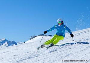 Schmittenhöhe Skifahren