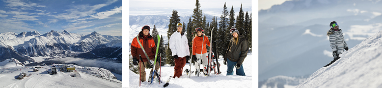 Skigebiet Engdin Corvatsch