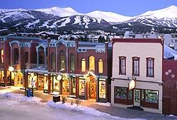 Breckenrifge Colorado, unsere Homebase für die Skitouren