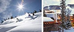 Skiurlaub in Colorado USA- Traumhafte Tiefschneehänge und Freeskiareale