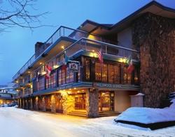 Unterkunft in Aspen auf der Skisafari durch die USA
