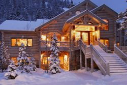 Lodge in Breckenridge - Skisafari durch die USA
