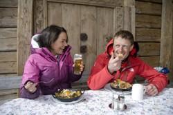 Skihütten und Apres Ski in der Skischaukel Saalbach