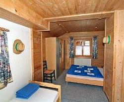 Ferienhaus in Leogang- Saalbach Hinterglemm - Schlafzimmer