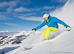 Saalbach Hinterglemm Skiarena