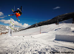 Freestyle Unlimited Skizirkus Saalbach-Hinterglemm