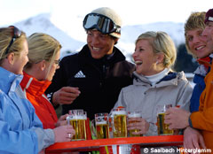 Apres Ski Saalbach Hinterglemm