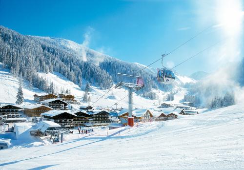 Skiort Zauchensee