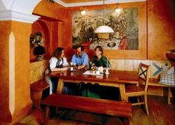 Restaurant im Sporthotel Altenmarkt Zauchensee