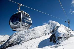 Gletscherjet 3+4 - Kaprun Kitzsteinhorn