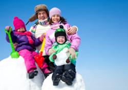 Schweiz - Flims Laax -Spaß im Schnee