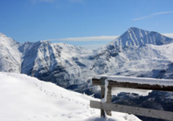Schweiz - Flims Laax Berge