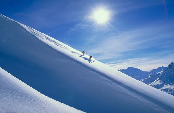 Winterurlaub Zürs am Arlberg