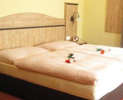 Doppelzimmer im Komfortzimmer - Beispielzimmer - Winterurlaub mit Wellness