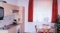 Restaurant und Pizzeria in Ischgl - Apartement Küche