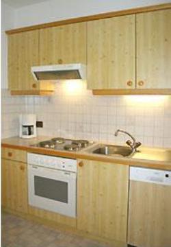 Ferienwohnung im Paznauntal - Ferienwohnung mit Küche