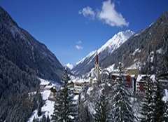 Ischgl Ort in Österreich
