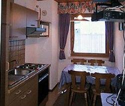 Kochen und Essen im Winterurlaub - Ferienwohnungen in Ischgl
