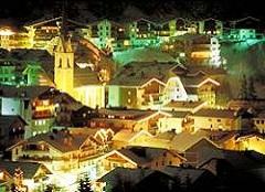 Ischgl bei Nacht - Après Ski