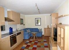 Appartementhaus Zillertal Küche