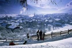 Ortsübersicht - Skiurlaub im Zilleral
