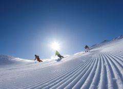 Skilaufen im Zillertal