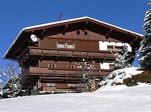 Das Gletscherhaus Tux in Juns in der Ersten Ferienregion Zillertal