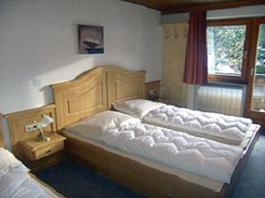 Doppelzimmer im Gletscherhaus Tux