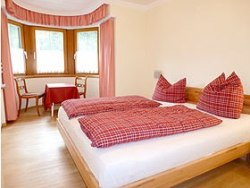 Ferienwohnung im Zillertal Finkenberg, Doppelzimmer