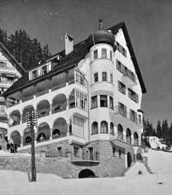 Geschichte des Sportclub Davos- Skiurlaub mit Tradition