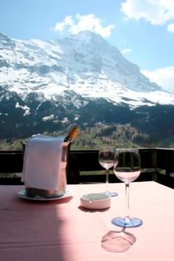 Essen in Grindelwald