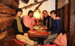 Gruppe Restaurant