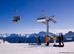 Skiregion Scuol Engadin - Skilift