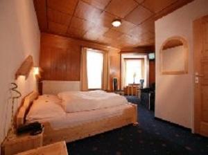 Skiurlaub St. Moritz Engadin Doppelzimmer
