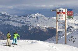 Skigebiet Verbier