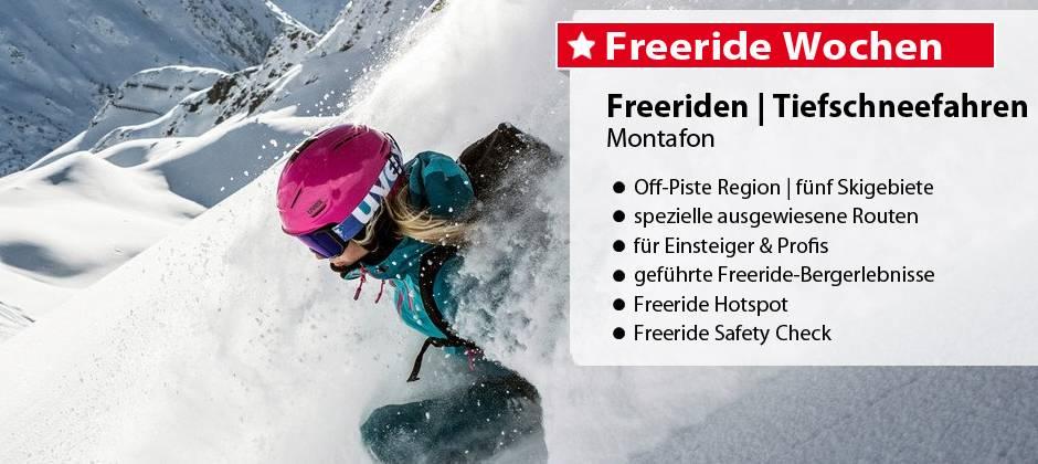 Freeride Silvretta Montafon