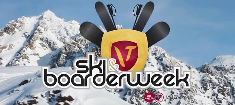 Ski- & Boarderweek