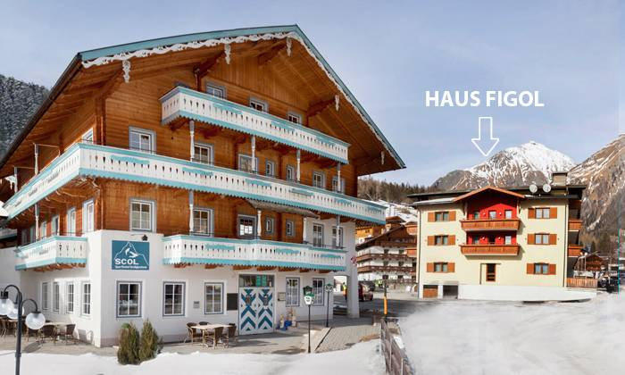 Sportclub Großglockner / Haus Figol