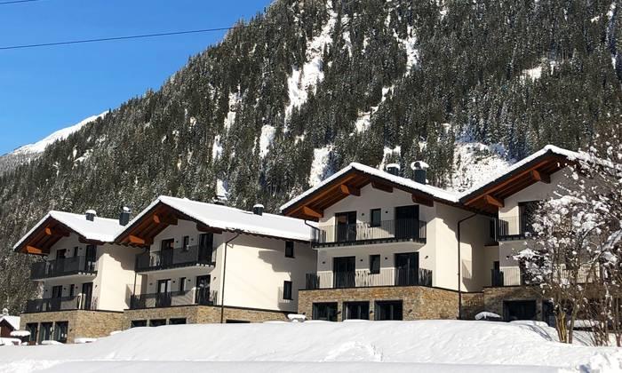 Alpenchalets Montafon