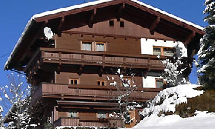 Gletscherhaus Tux