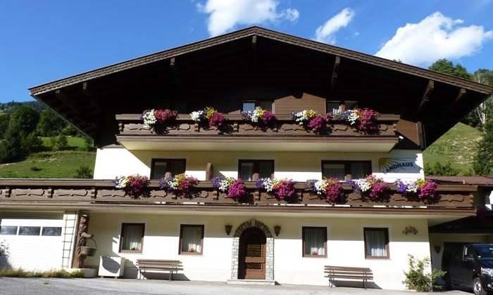 Appartementhaus Saalbach