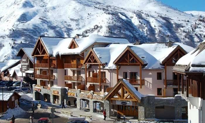 Residenz Les Lodges de Pierres
